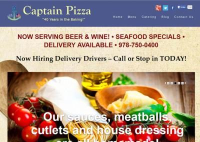 Captain Pizza
