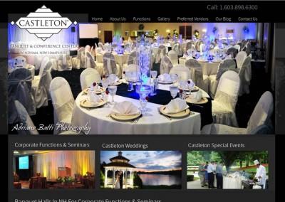 Castleton Banquet Facilities