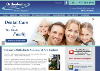 Orthodontic Associates of New England