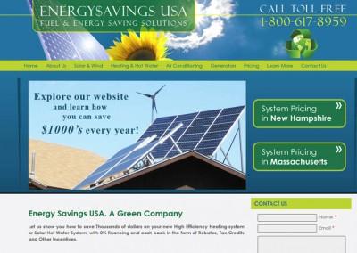 Energy Savings USA