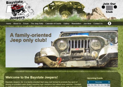 Baystate Jeepers