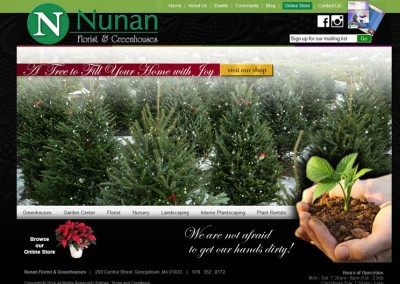 Nunan's Floral Shop