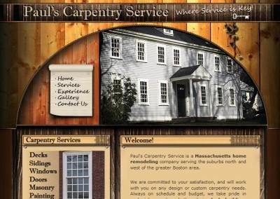 Paul's Carpentry Service
