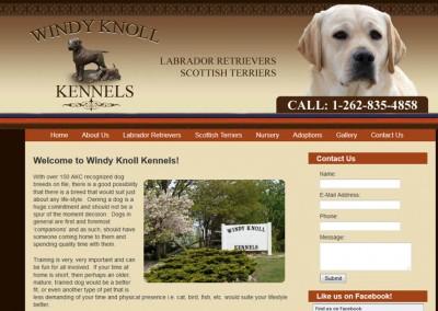 Windy knoll Kennels