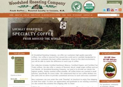 Woodshed Roasting Company