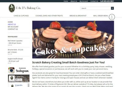 E & D's Baking Co. LLC