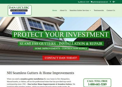 NH Seamless Gutters