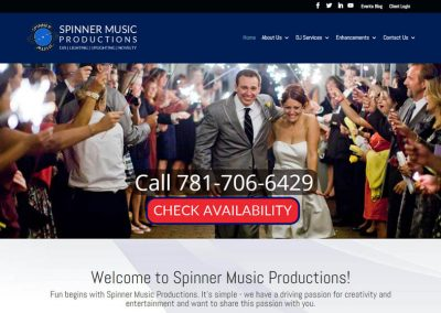 Spinner Music Productions