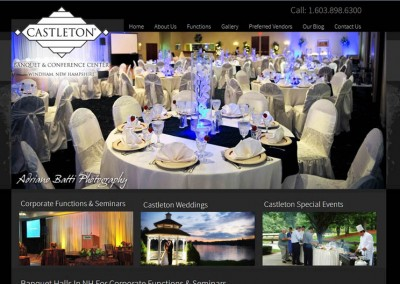 Castleton Banquet Facilities