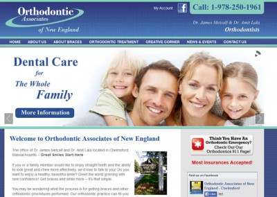 Orthodontic Associates of New England
