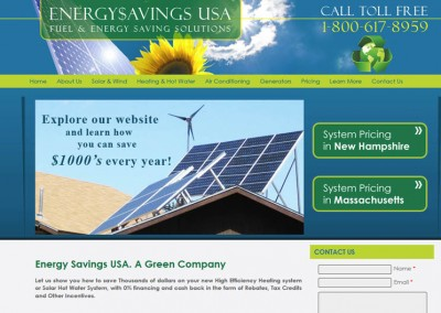 Energy Savings USA