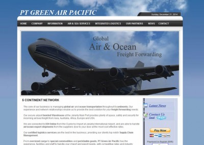 Green Air Pacific