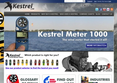 Kestrel Weather