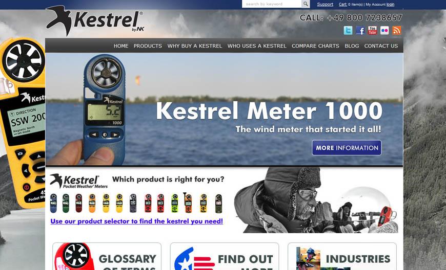 Kestrel Weather
