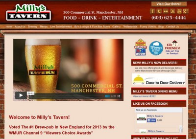 Milly's Tavern