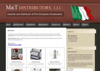 M&T Distributors
