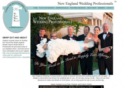 New England Wedding Professionals