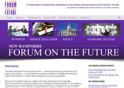 NH Forum on the Future