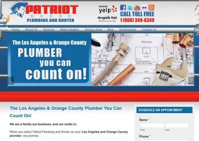 Patriot Plumbing & Rooter