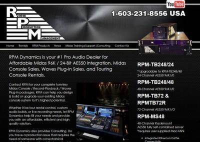 RPM Dynamics