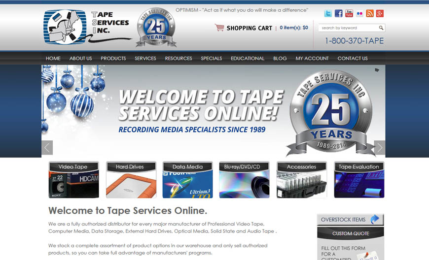 http://www.tapeservices.com