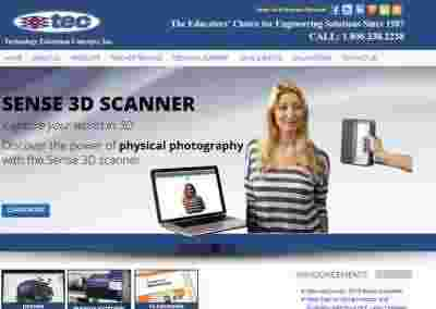 Technology Education Concepts – A 3D Printer and educational tool company located in Concord.