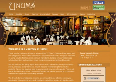 Unums Restaurant