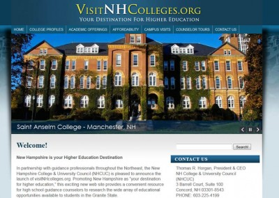 Visit NH Colleges