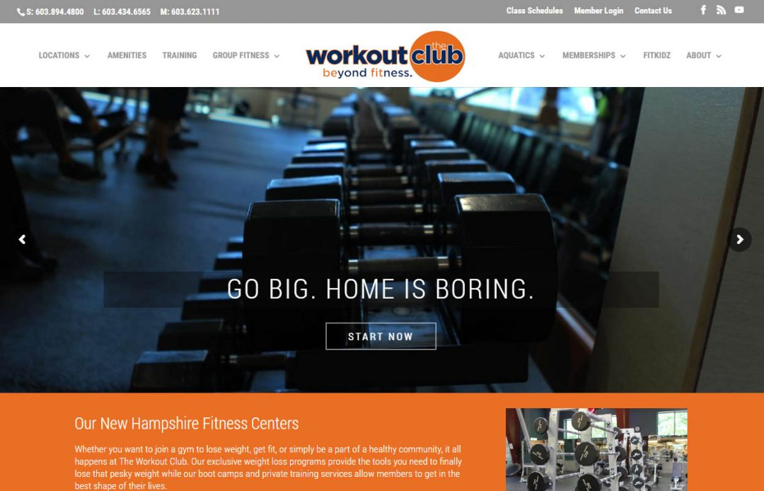 NH Gym - The Workout Club