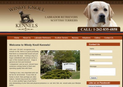 Windy knoll Kennels