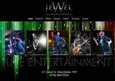 Jewel Nightclub – A live music venue located on Canal St. in downtown Manchester.