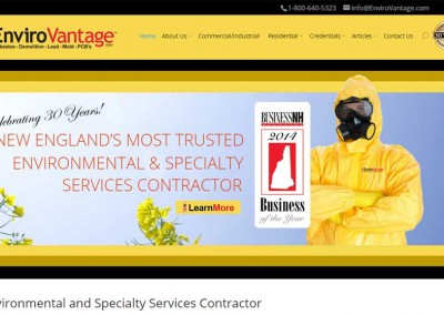 Envirovantage – An environmental remediation company in Epping, NH.