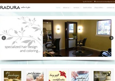 Radura Salon & Spa – A Manchester, NH Salon on Nelson St.