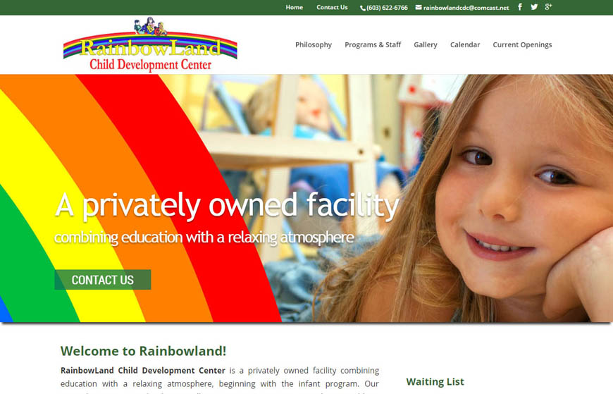 Rainbowland CDC