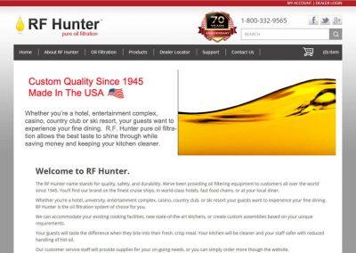 RF Hunter