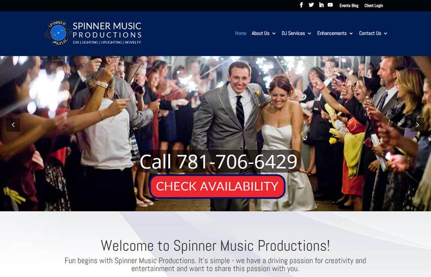 Spinner Music DJ